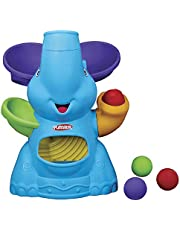 PLAYSKOOL - Poppin Park -- Elefun Busy Ball Popper Elephant - Toddler and Baby - Toys for Kids - Boys and Girls - Ages 12 mths+ (Amazon Exclusive)