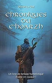 CHRONIQUES DU C'HOARZH: Un livre de fantasy richement illustré, drôle, passionnant et facile à lire ! (Chroniq