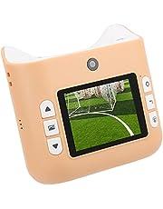 Instant Print-camera, 2,4 inch IPS-schermvideocamera, ondersteuning voor maximaal 32 GB TF-kaart, ideale cadeaus voor kinderen
