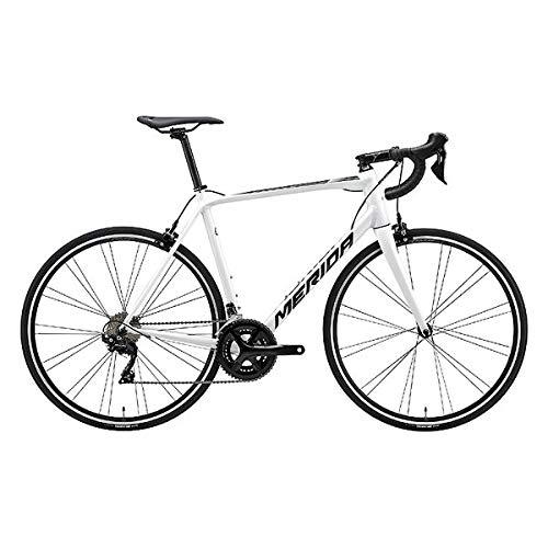 MERIDA(メリダ) ロードバイク スクルトゥーラ SCULTURA 400 白い(BK) 50サイズ