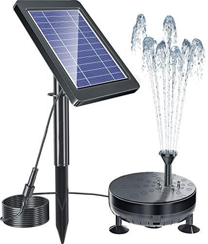 Nueva bomba de fuente solar 2021
