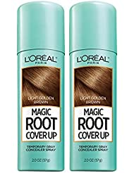 L'Oreal Paris Hair Color Root Cover Up Temporary Gray...