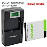 Kastar Galaxy S2 Battery (1-Pack) and intelligent