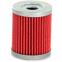 "Malossi 0313380 - M0313380 Oil Filter ""Red Chilli for SUZUKI, YAMAHA Burgmann AN, Majesty 250-400cc"