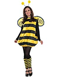 841875 Darling Bee Costume, Adult Standard Size, 1 Piece
