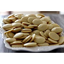 Cocoa Butter Wafers Unrefined Organic Food Grade Raw Fresh Pure Natural 8 oz, 227 g
