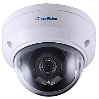 GeoVision GV-ADR4702 4MP H.265 Low Lux WDR IR Mini Fixed Rugged IP Dome