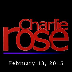 Charlie Rose: Ted Schlein, Cory Johnson, David Sanger, Bradley Cooper, Jason Hall, and Hannah Davis, February 13, 2015 Radio/TV Program