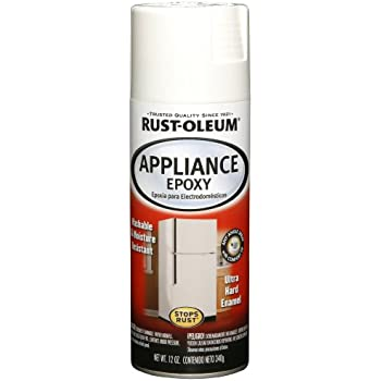 Amazon.com: Rust-Oleum 7881830 Appliance Enamel 12-Ounce Spray ...