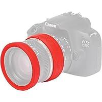 easyCover ECLR77R Lens Rim for 77mm (Red)