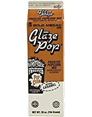 Perfectware Caramel Glaze Pop, 28 oz. Frosted Caramel Popcorn Flavoring