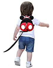 Cute Baby Anti-lost Harness Safety Leash Mini Strap for Boys and Girls