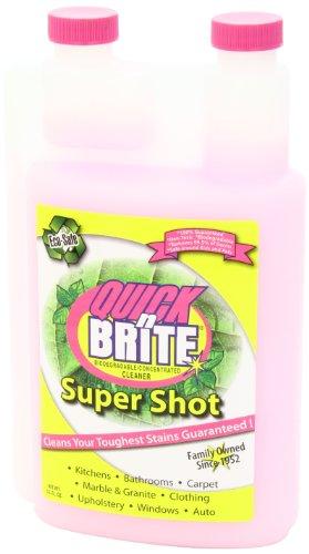 Quick N Brite Super Shot All Purpose Liquid Cleaner, 32 oz, 1-Pack