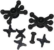 Bowjax 1030 Solid Limb Crossbow Kit (Black)