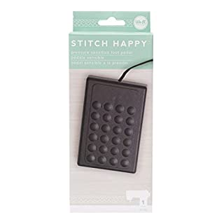 We R Memory Keepers 0633356603955 Accessories Stitch Happy-Pressure Sensitive Foot Pedal
