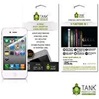 Tank Screen Protector. 2 Front for iPhone4