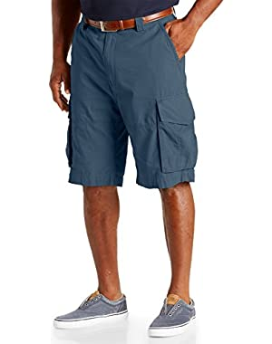 Big & Tall Big & Tall Ripstop Cargo Shorts