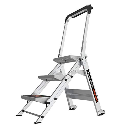 Little Giant Ladders Safety