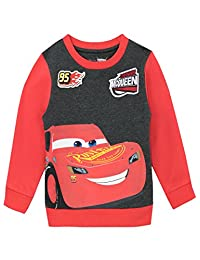 Disney Cars Boys Cars Sweatshirt