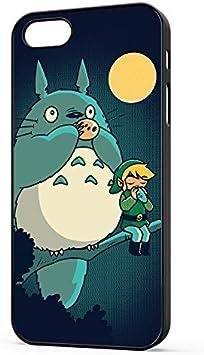 Be8eight Coque Téléphone Zelda X Totoro Forest Music (Modèle ...