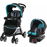 Graco FastAction Fold Click Connect Travel System - Bristol
