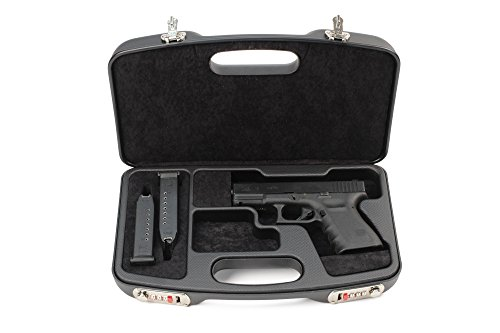 Negrini Dedicated GLOCK Style Handgun Case – 2028SR/5511 by Negrini Cases