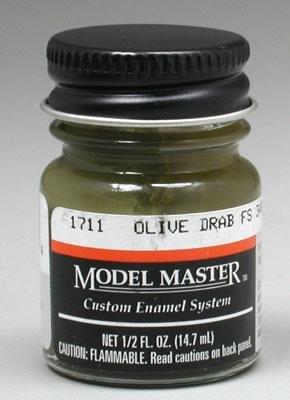 1/2 oz Enamel Paint Bottle by Testor Corp. ()