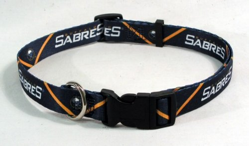 Hunter MFG Buffalo Sabres Dog Collar, Extra Large