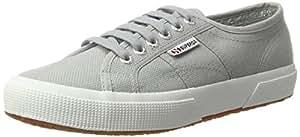 Superga Women's Cotu Classic Women's Grey Sneaker In Size 37.5 Grey