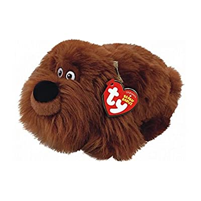 "Holland Plastics Original Brand TY Beanie Babies 6\"" Secret Life of Pets - Duke, Perfect Plush!: Toys & Games [5Bkhe0500783]"