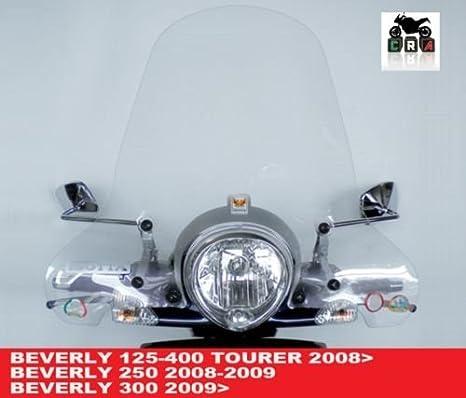 Windschutz Windschutzscheibe Isotta Piaggio Beverly 500 Komplett Mit Befestigungen E362 A 711 Auto