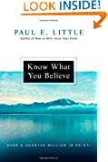 #7: Know What You Believe