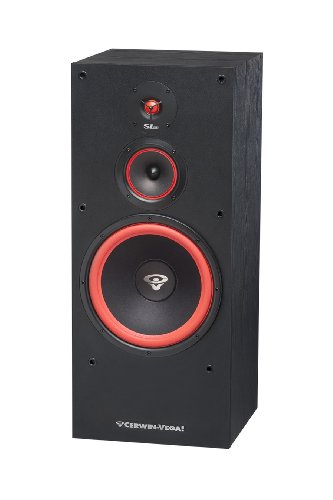 "Cerwin-Vega SL-12 12"" 3-Way Floor Tower Speaker"