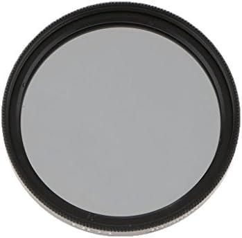 DSLRカメラレンズ NDフィルター 中性濃度 ニュートラル 灰色 光学ガラス 全10サイズ選択 - 40.5mm