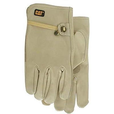 Cat Gloves CAT012110L Large Leather Driver Glove