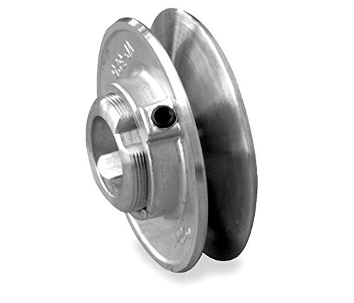"""4.00"""" x 1/2"""" Single Groove Fixed Bore Variable"""