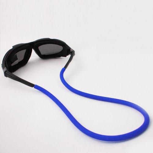 Blue Sunglass Line Retainer Cord Float Strap Boating Floating String Rubber - Cord Retainer Sunglasses