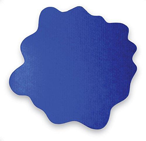 Floortex Multi-Purpose High Chair/Play Mat for Hard Floors, Smooth Back, 40
