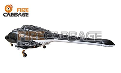 Airwolf fuselage for 600 size rc helicopter fuselage in - Import