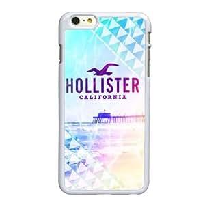 Hollister R5V08I2JJ funda iPhone 6 6S 4,7 pufunda LGadas caso funda PM02L5 blanco