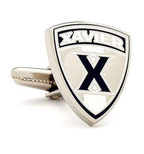 NCAA Officially Licensed Silver Cufflinks by Cufflinks by Cufflinks