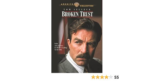 Broken Trust Edizione: Stati Uniti Reino Unido DVD: Amazon.es ...
