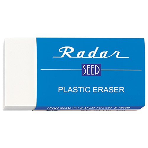 Super Big Size Eraser ''Radar S-10000'' by Seed