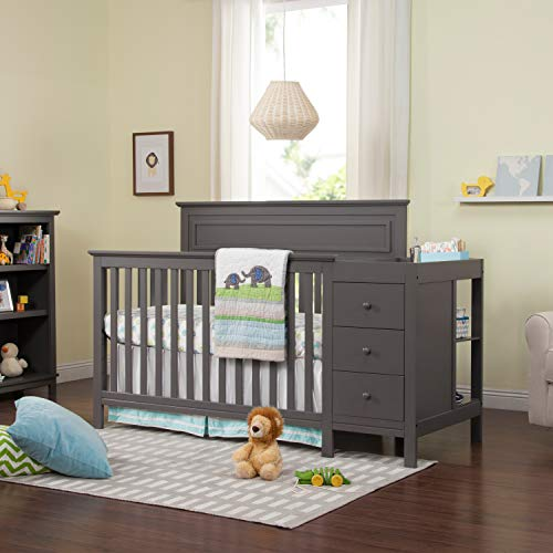 DaVinci Autumn 4-in-1 Crib Changer Combo