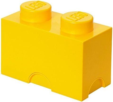 LEGO STORAGE BRICK 4 PINK CHILDRENS TOY ORGANISER KIDS ROOM NEW