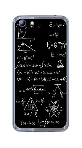Tumundosmartphone Funda Gel TPU para ELEPHONE S7 diseño Formulas Dibujos