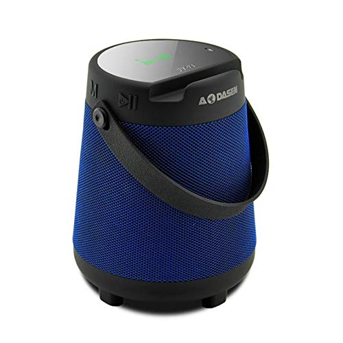 YUUMI Bluetooth Speaker Cloth Stand Portable Mini subwoofer Stereo Intelligent Hands-Free Calling Card Radio