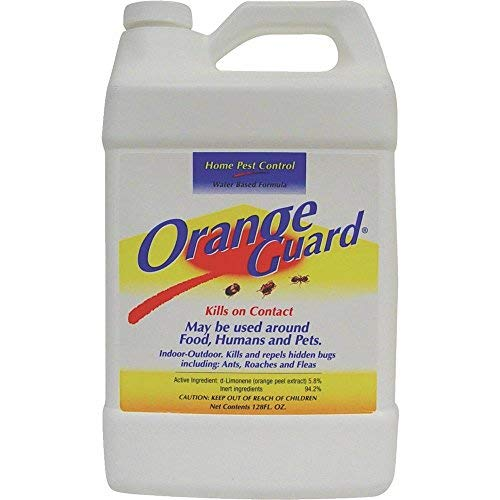 Orange Guard 101 Home Pest Control Gallon (Control Ant Fire Organic)