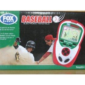 Excalibur FX202 Fox Sports Baseball Handheld