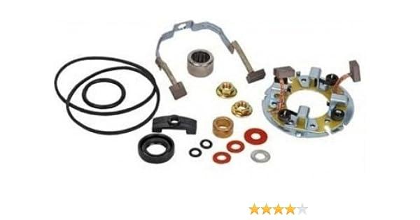 Brand New Starter Repair/Rebuild Kit for Kawasaki ZL600 A1-A2 1986-1987, ZL600 Eliminator 1996-1997, ZX600 Ninja 600R 1985-1987, ZX600 Ninja 600R B1 ...